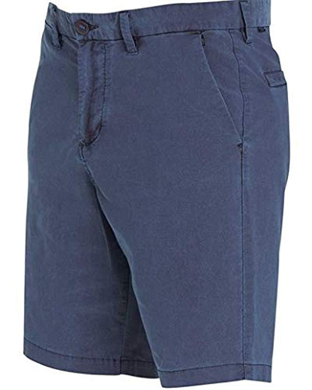ea8655e694 Lyst - Billabong New Order X Overdye Submersibles Shorts in Blue for Men -  Save 61%