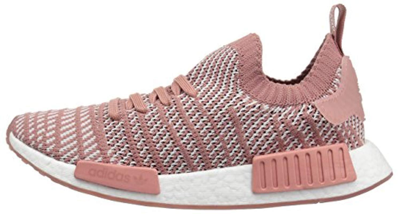 finest selection da1fb 90134 adidas Originals Nmd r1 Stlt Pk Running Shoe in Pink - Save 67% - Lyst