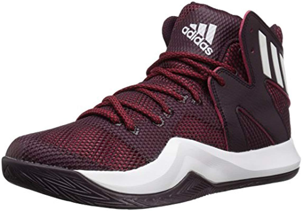 bf5aaf2ba3e9 Crazy Crazy Shoe In Lyst Bounce Basketball Performance Red Red Red Adidas  For xgpwnT4wB