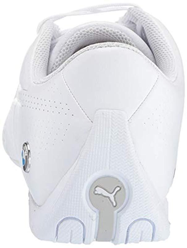 0855b34bcc7a04 Lyst - PUMA Bmw Mms Future Cat Ultra Sneaker in White for Men