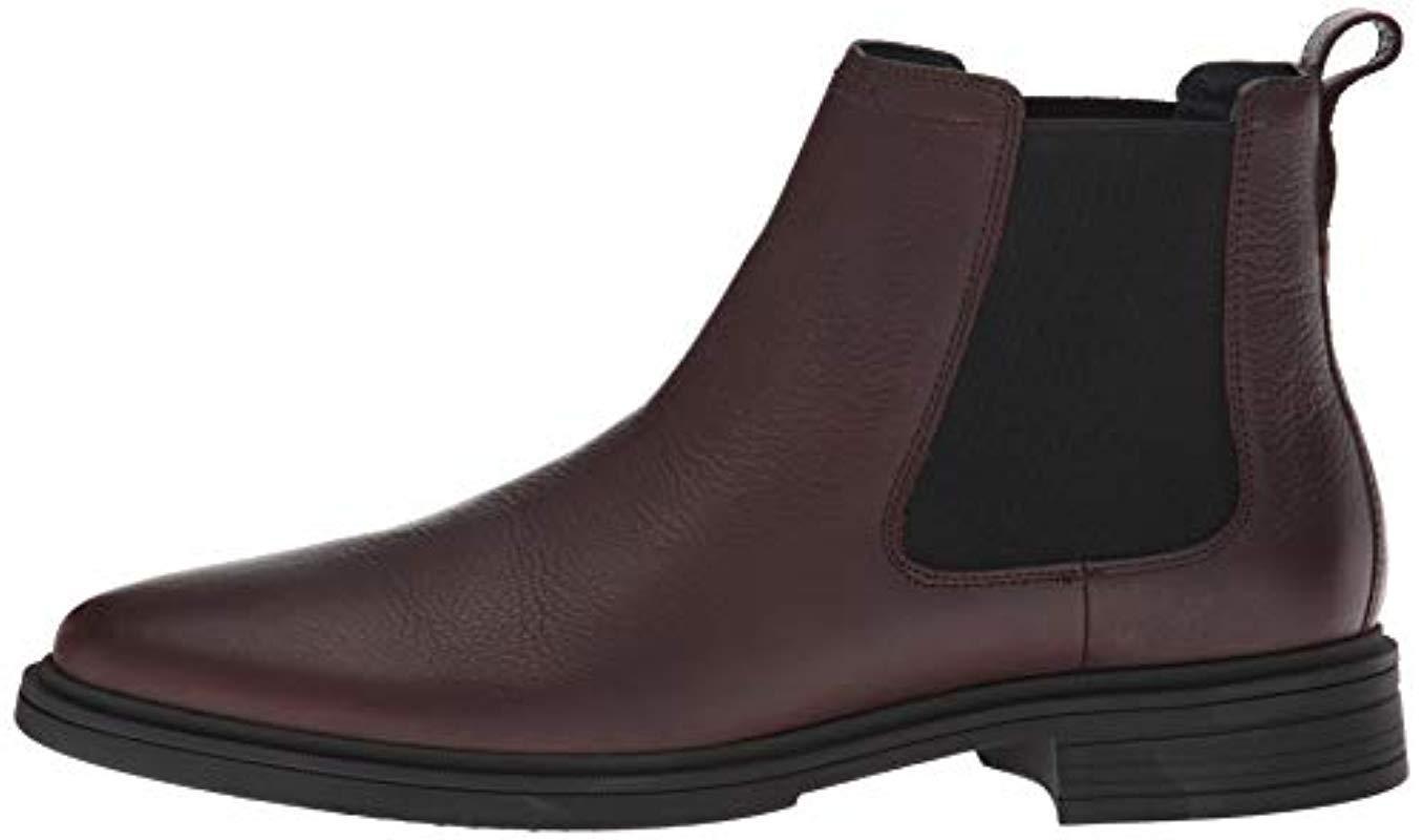 Cole Haan Leather Bernard Chelsea Boot