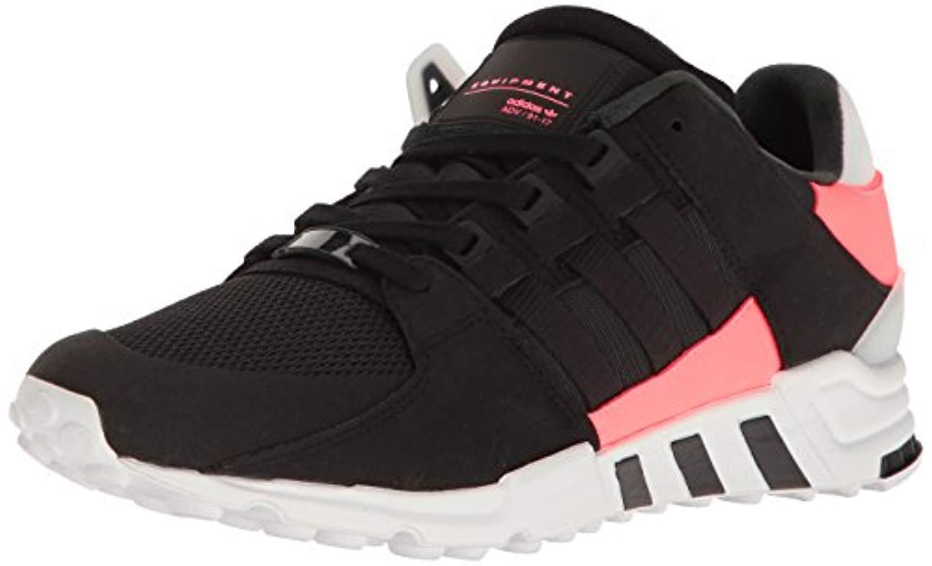 huge selection of 52028 81783 adidas Originals. Mens Black Eqt Support Rf Fashion Sneaker
