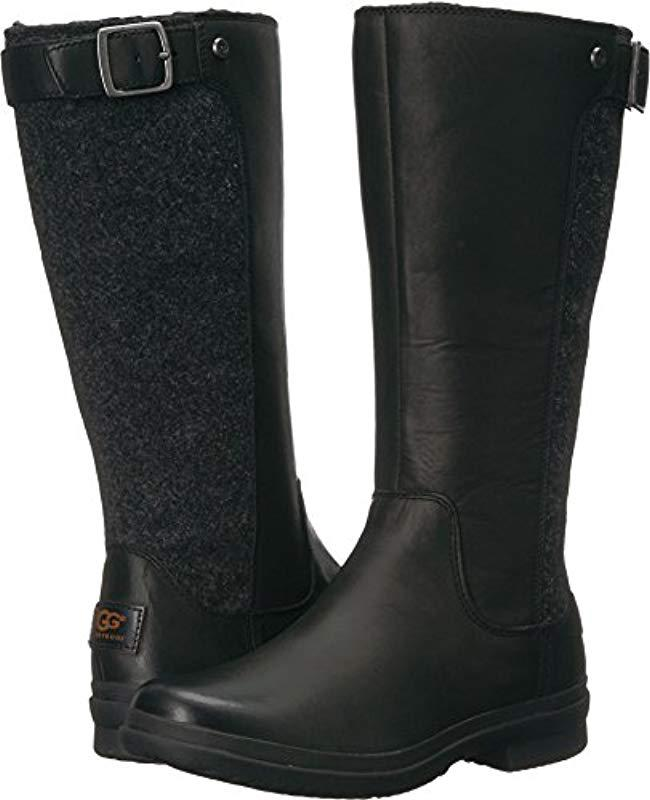 451204fa52c Women's Black Janina Snow Boot