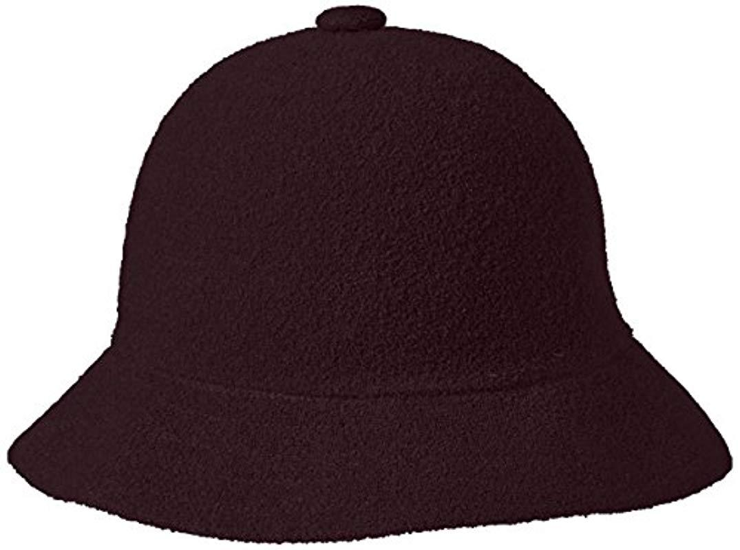 f89bfe19a76 Lyst - Kangol Bermuda Casual Bucket Hat Classic Style in Red for Men
