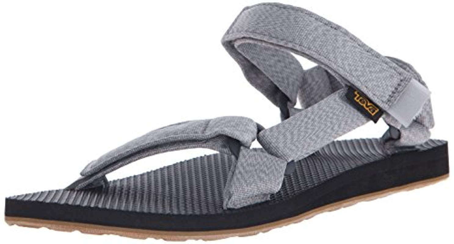 e7417057d63ce Teva. Men s Gray Original Universal Sports And Outdoor Lifestyle Sandal