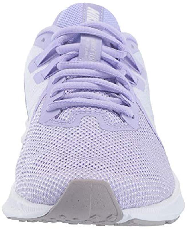 Nike Downshifter 9 Sneaker in Purple - Lyst