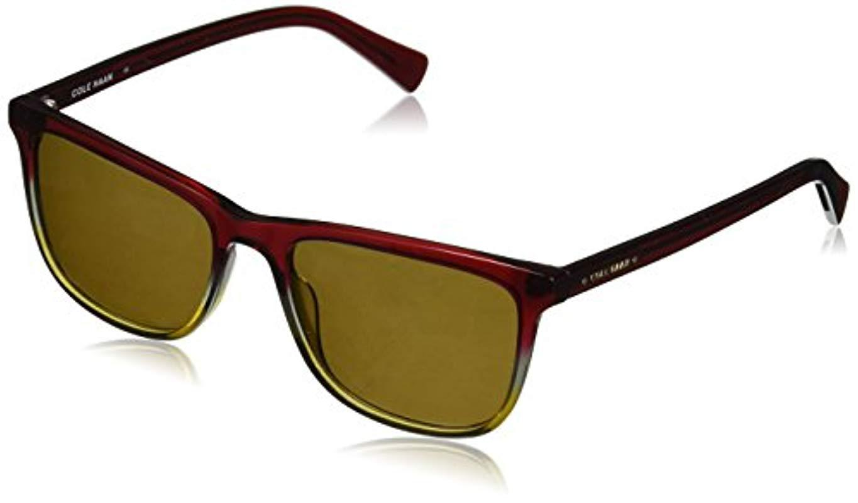 9af4b4d7e6b Cole Haan. Men s Ch6045 Plastic Square Sunglasses ...