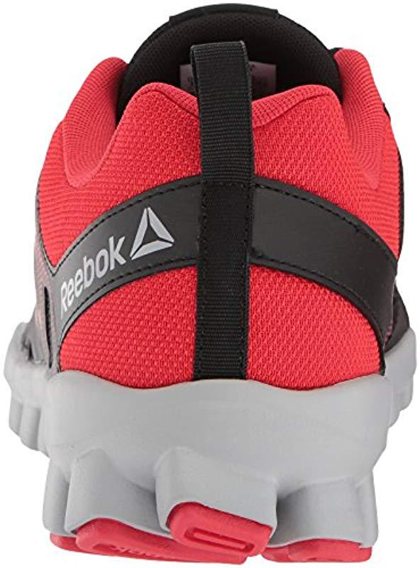 Reebok - Multicolor Realflex Train 4.0 Running Shoe for Men - Lyst. View  fullscreen b4fcaa8aa