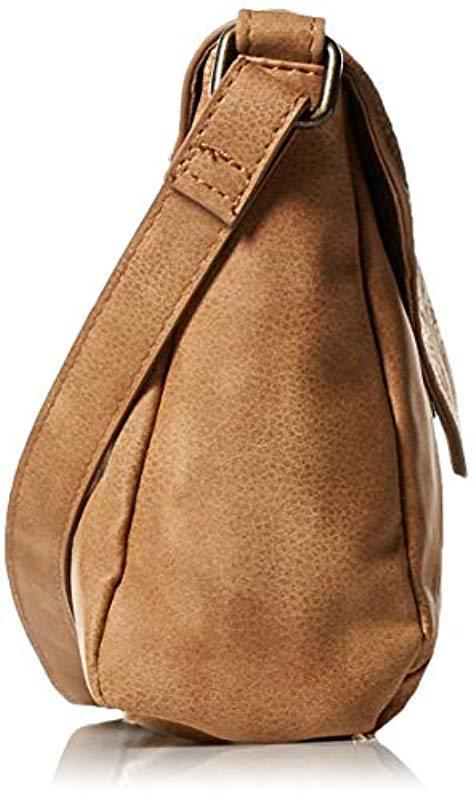 e477b253f47 Roxy Brown Sunset Road Small Crossbody Bag