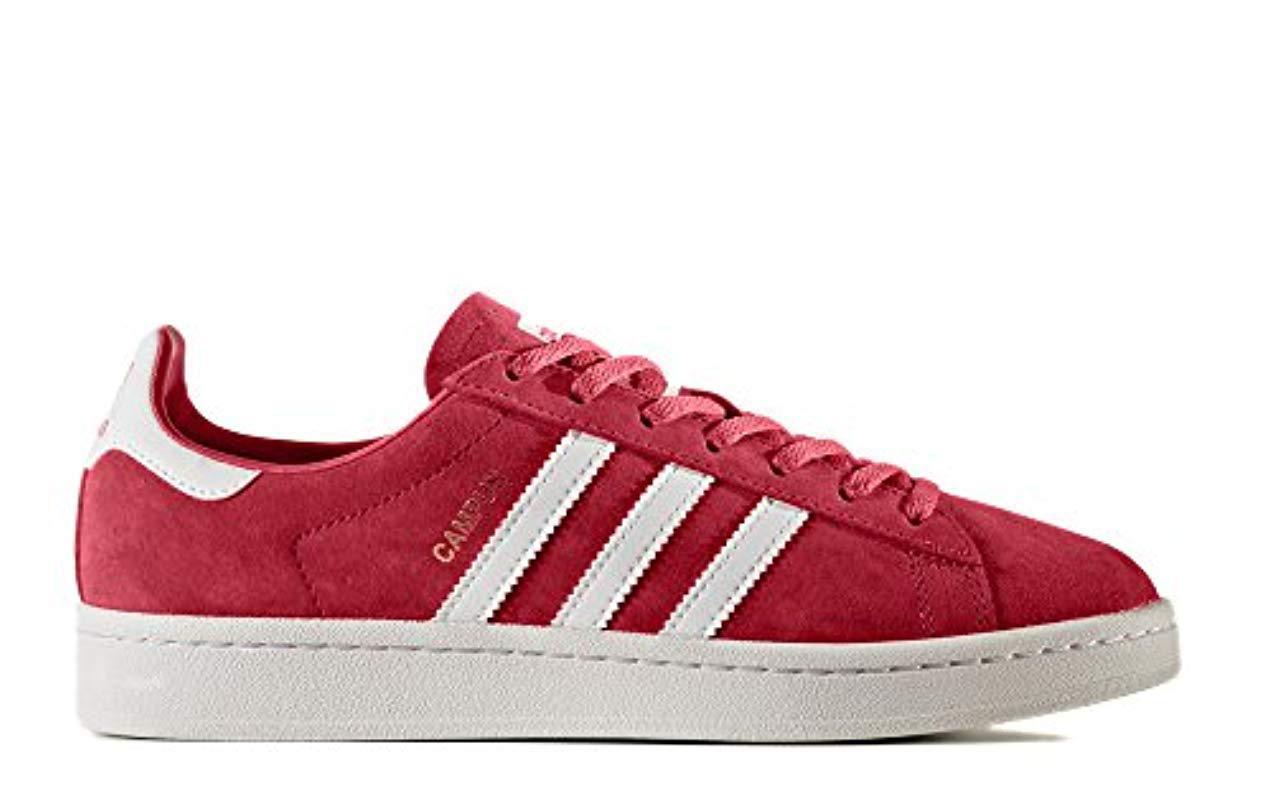 d1bb0d1e9d6f4 Lyst - adidas Originals Campus W Sneaker in Pink - Save 57%
