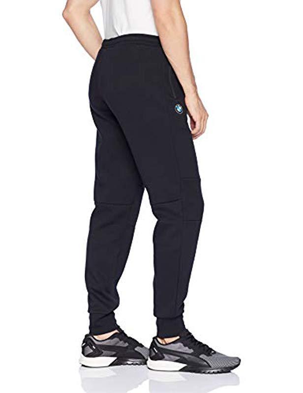 96654aeb41ce Lyst - PUMA Bmw Motorsport Sweat Pants in Black for Men