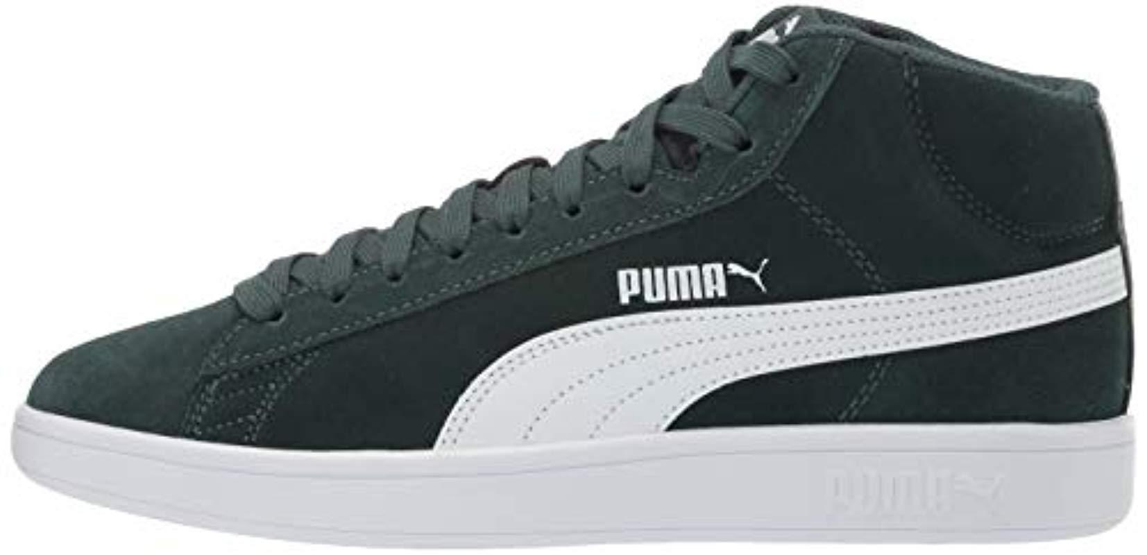 puma sneaker smash rosa