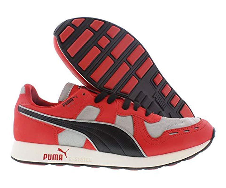 ed21ea61447f1b PUMA - Red Rs 100 Aw Fashion Sneaker for Men - Lyst. View fullscreen