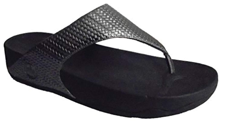 a0fe3c5f845c19 Lyst - Fitflop Lulu Weave Flip-flop in Blue - Save 14%