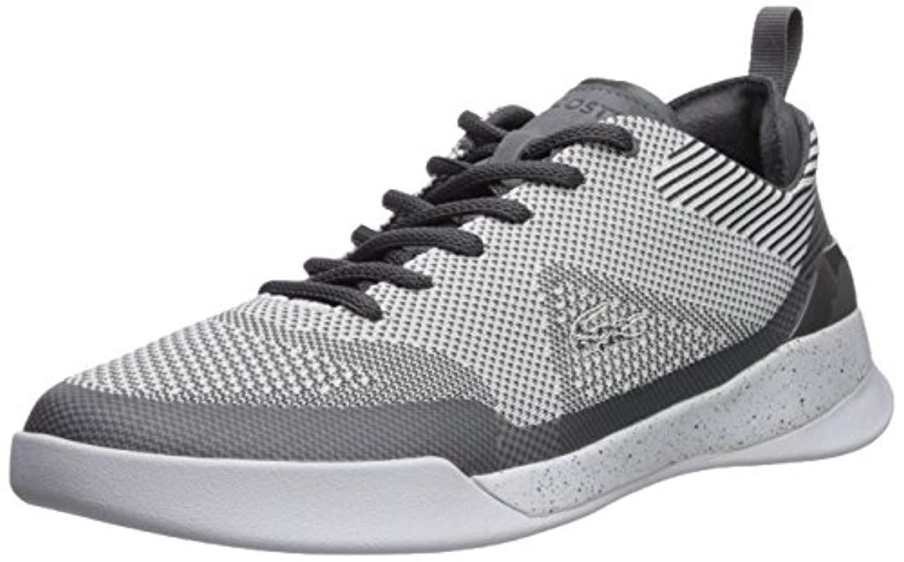 eeb378a93 Lacoste - Gray Lt Dual Elite Sneaker for Men - Lyst. View fullscreen
