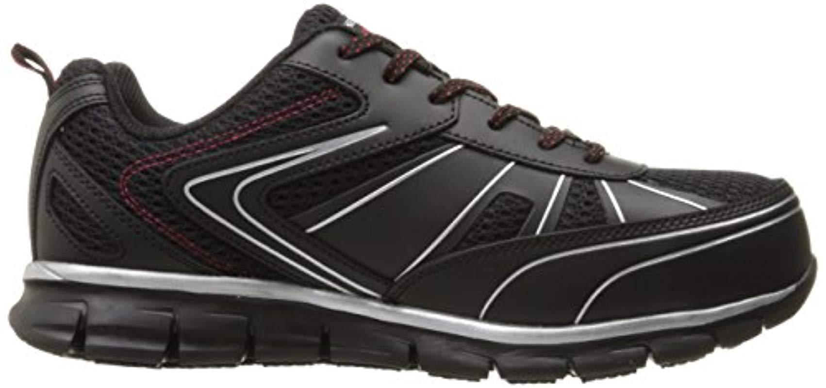 Skechers Synergy Fosston Work Shoe in