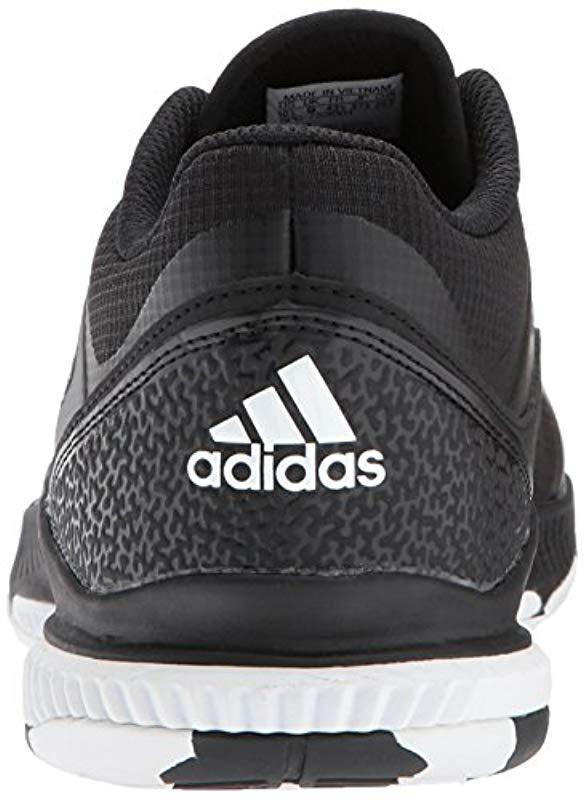 b5c8e39e7884 Adidas - Black Crazyflight Bounce W Volleyball-shoes
