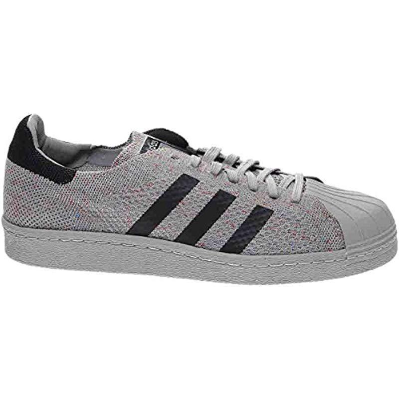 9b0f96e23f91 Adidas - Gray Superstar 80s Pk Originals Casual Shoe for Men - Lyst. View  fullscreen