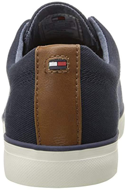 db69c9be891f4e Tommy Hilfiger - Blue S Parma Low Top Lace Up Fashion Sneakers for Men -  Lyst. View fullscreen