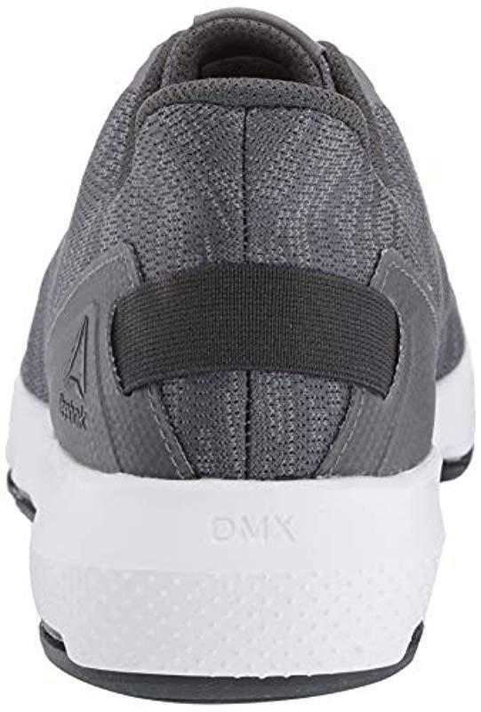edfdcde67a39 Reebok - Gray Cloudride Dmx 4.0 Walking Shoe for Men - Lyst. View fullscreen