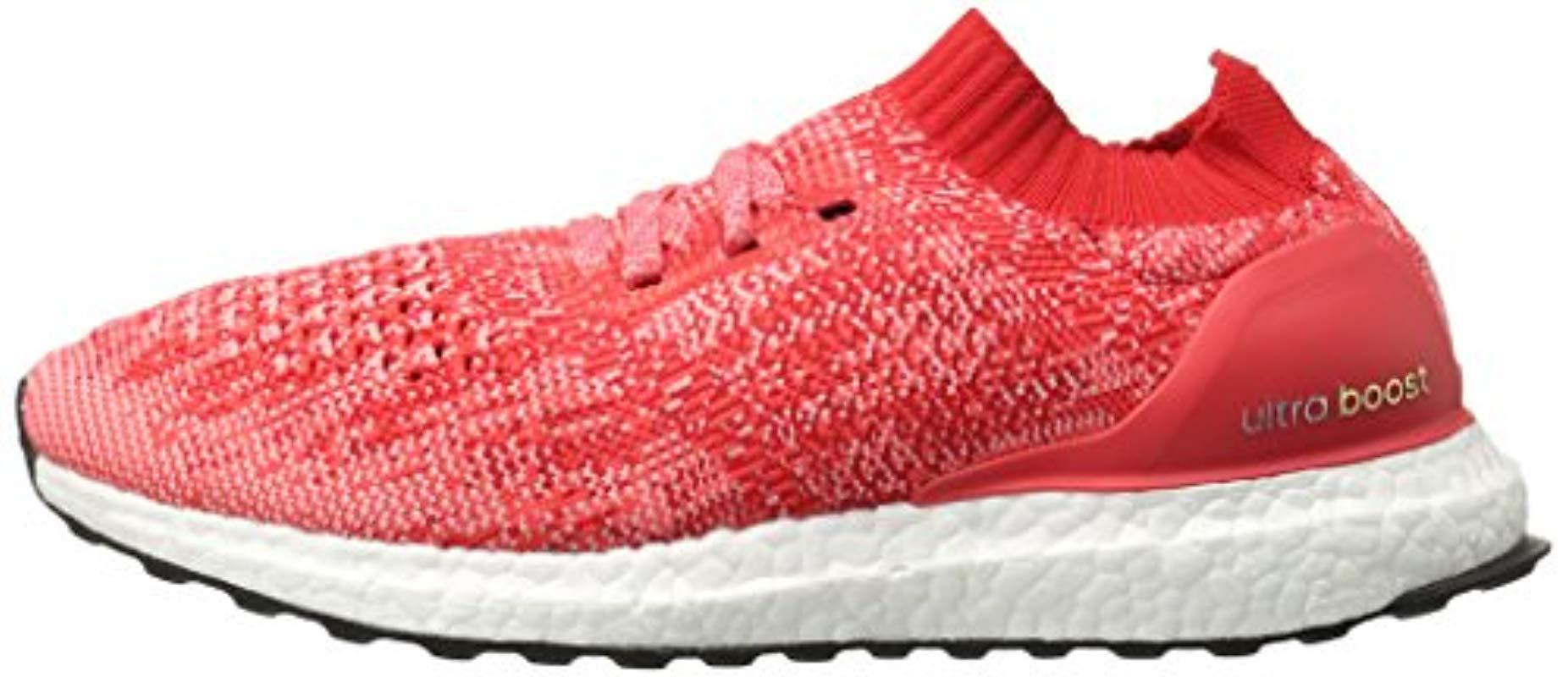 adidas Women's Ultraboost Uncaged W Running Shoe BlackSolid GreyMetallic Gold 9 M US