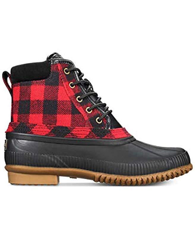 Tommy Hilfiger Casey Rain Boot For Men - Lyst-6855