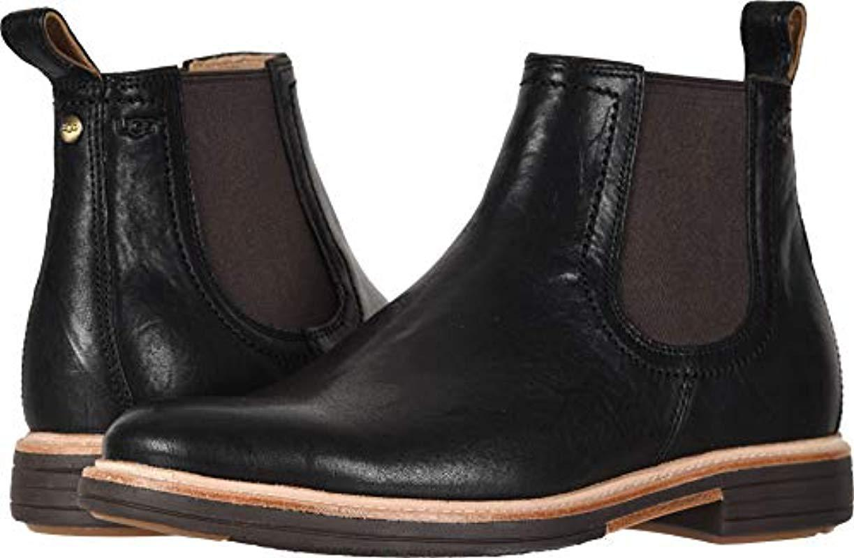 f1d71ae4122 Men's Baldvin Chelsea Boot, Black, 9.5 Medium Us