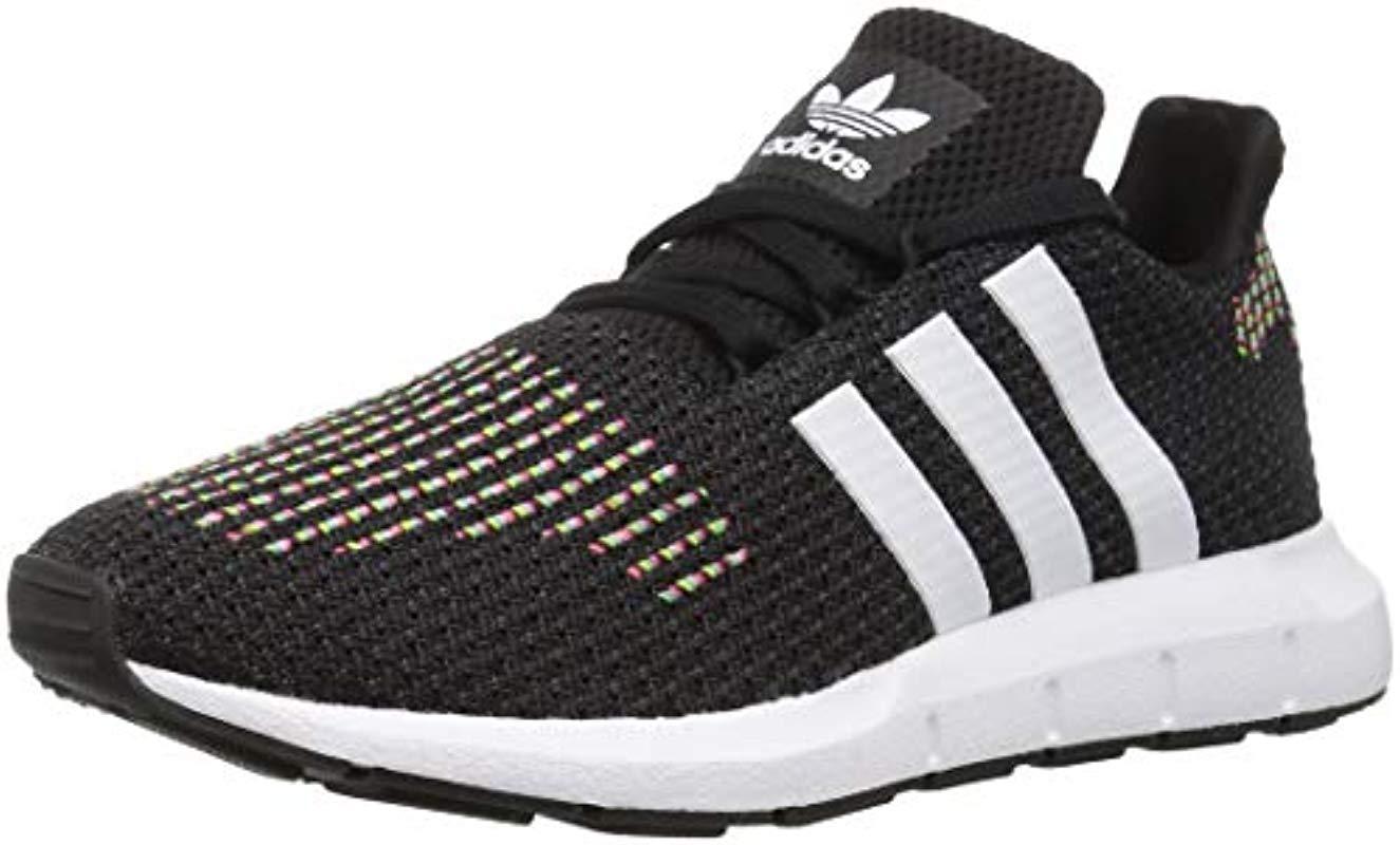 cac9a924e6c82 Lyst - adidas Originals Swift W Running Shoe in Black - Save 31%