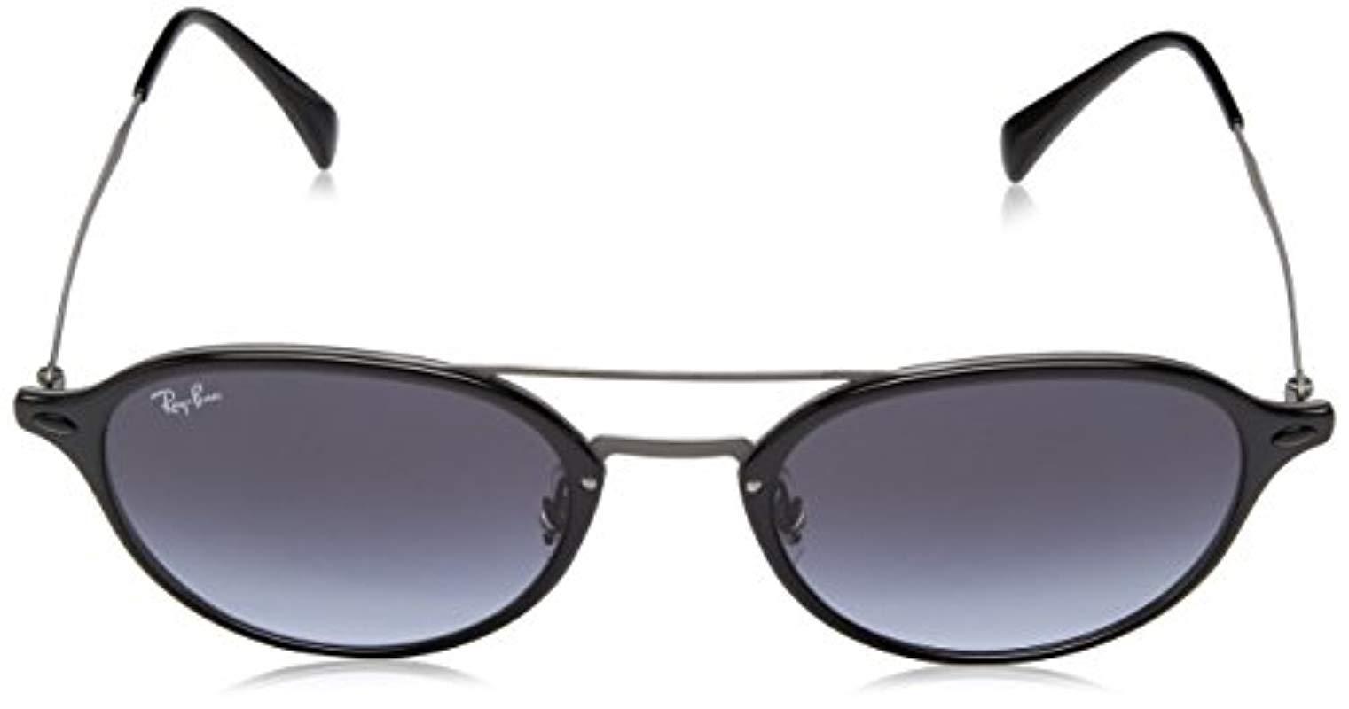 13846ee86f Ray-Ban - Black Rb4287 Sunglasses for Men - Lyst. View fullscreen