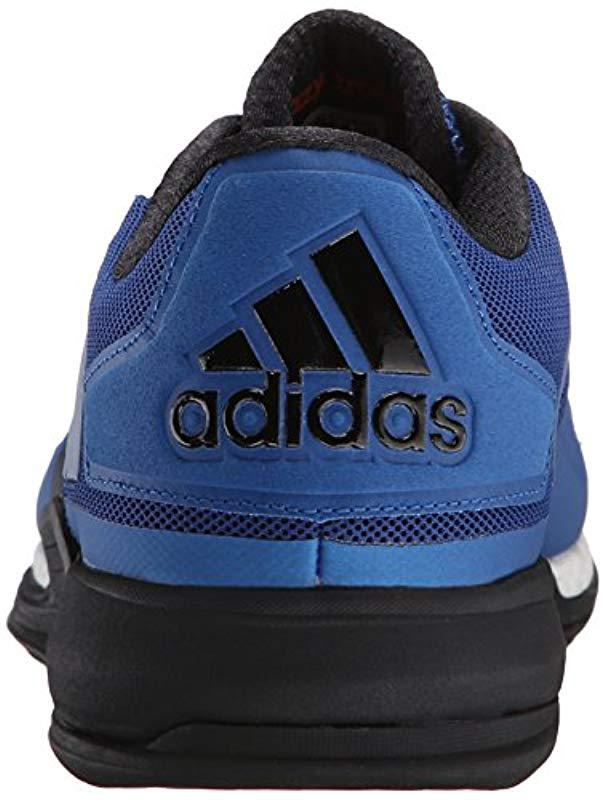 fe70c3bcc3cd Lyst - adidas Performance Crazytrain Boost Cross-training Shoe in Blue for  Men - Save 69.16666666666667%