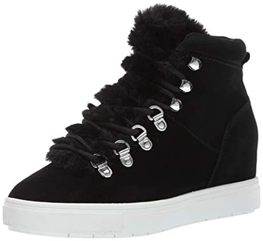 0d41846cdcd Lyst - Steven By Steve Madden Kalea-f Sneaker in Black