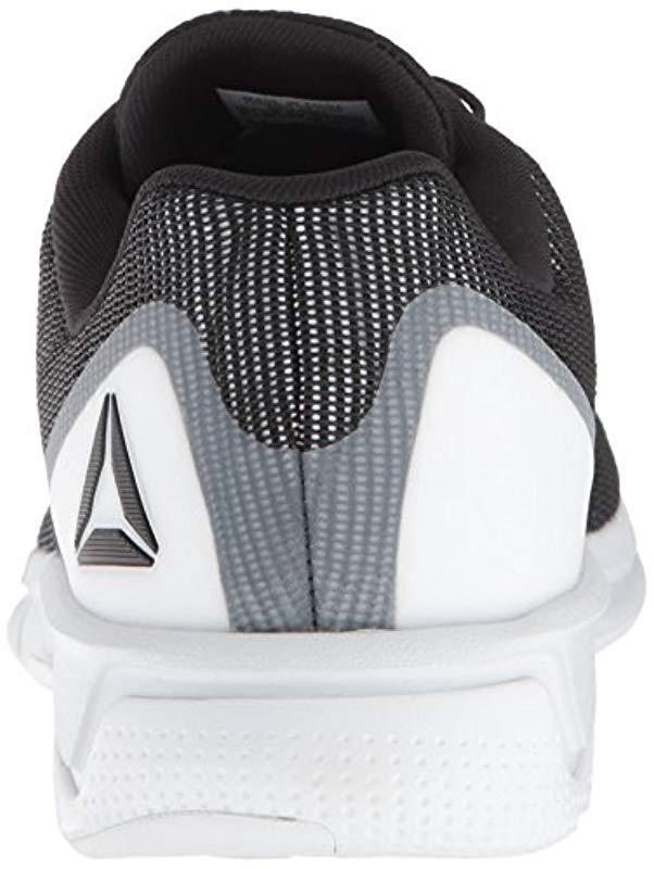 582c81356158d7 Lyst - Reebok Fast Flexweave Running Shoe in Black for Men
