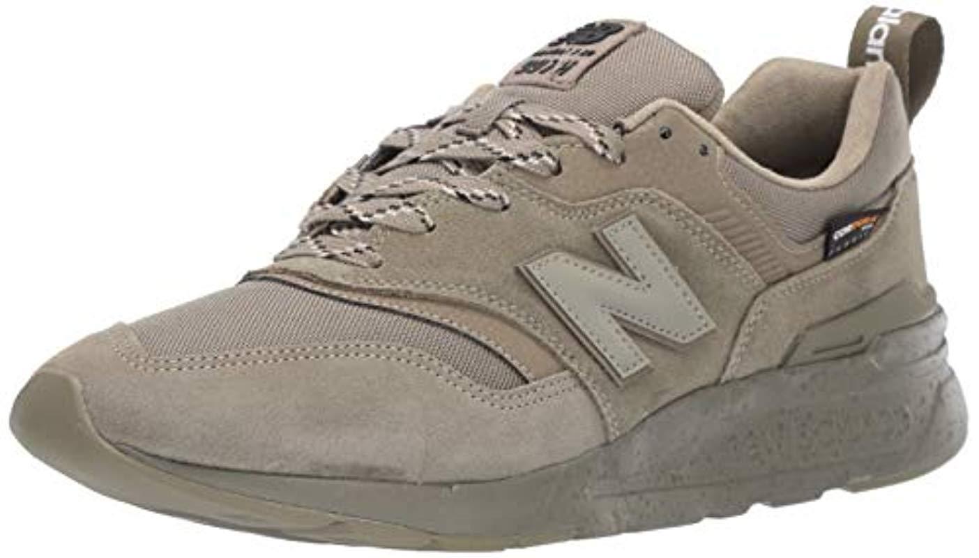 New Balance 997h V1 Sneaker in Green