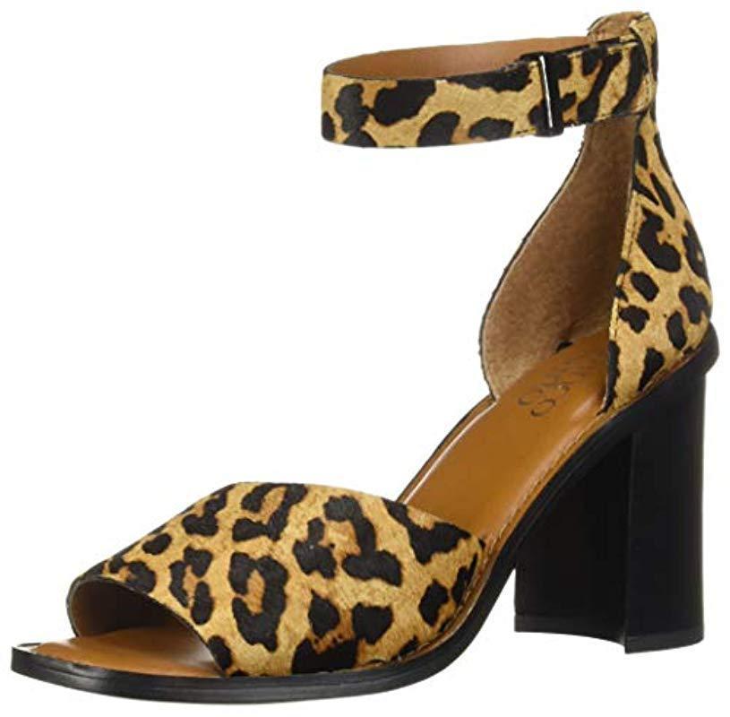 66ae6d18c5a8 Franco Sarto. Women s Caia Heeled Sandal