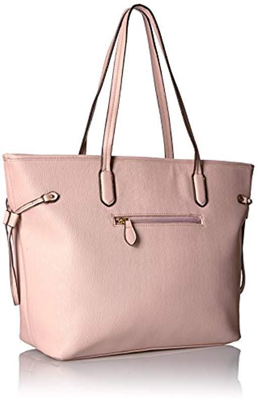 Lyst - U.S. POLO ASSN. Us Polo Association Dover Shopper in Pink ... fc843bb215a76