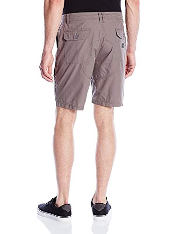 0206a8bccb Lyst - O'neill Sportswear 20 Inch Outseam Classic Walk Short in Gray for Men