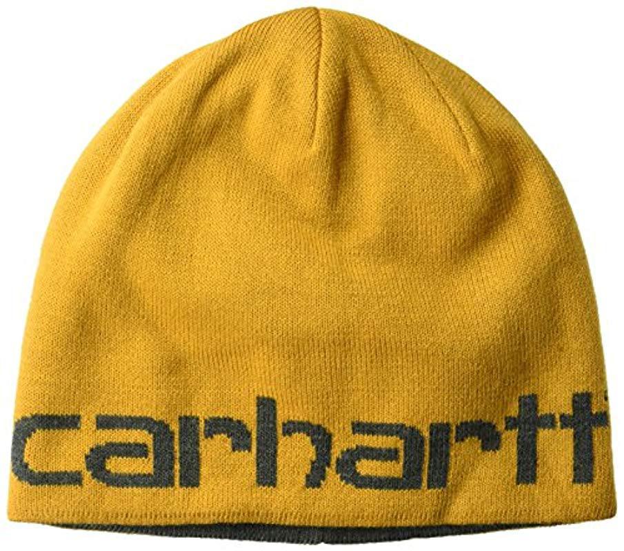 3684775bd7e Carhartt - Multicolor Greenfield Reversible Hat for Men - Lyst. View  fullscreen