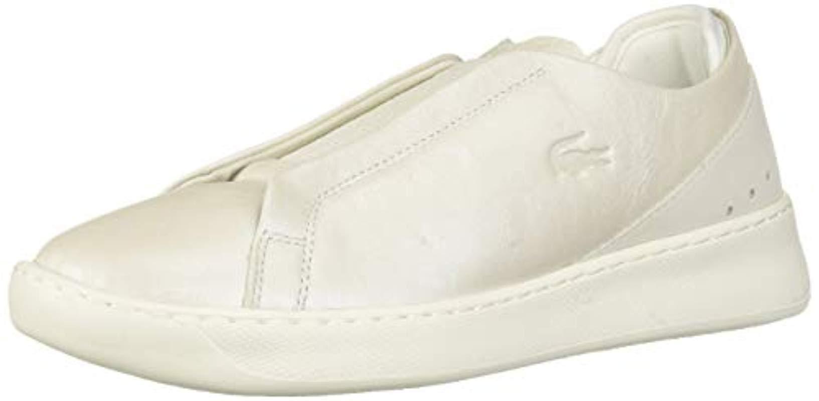 Lacoste Eyyla Sneaker in White - Save