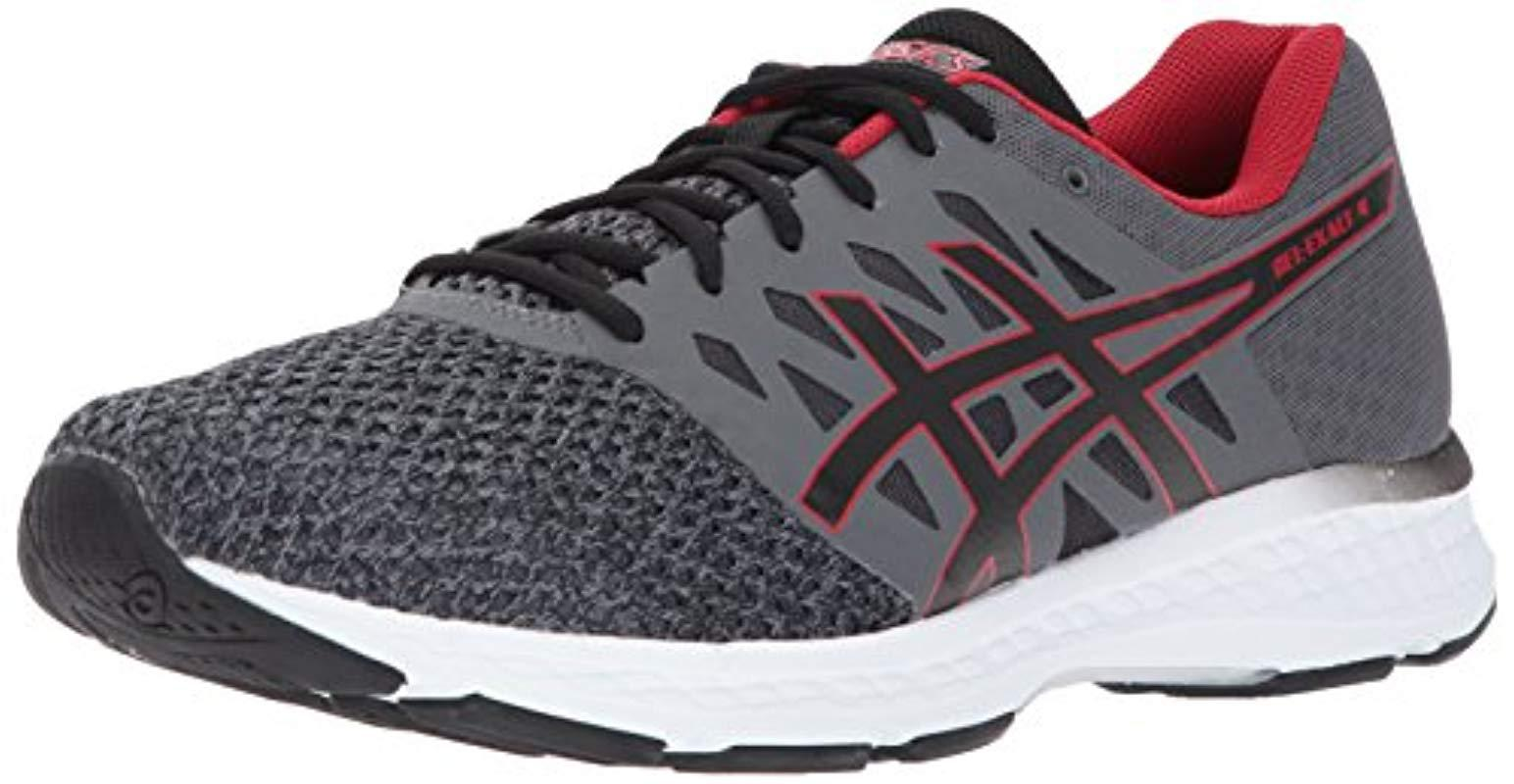 065e4601704 Lyst - Asics S Gel-exalt 4 Running Shoe in Black for Men - Save 56%