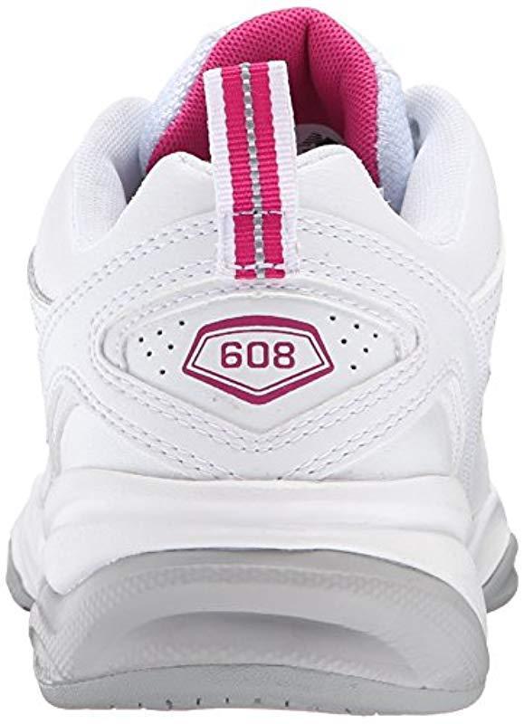 new balance women's wx608v4 comfort pack training shoe