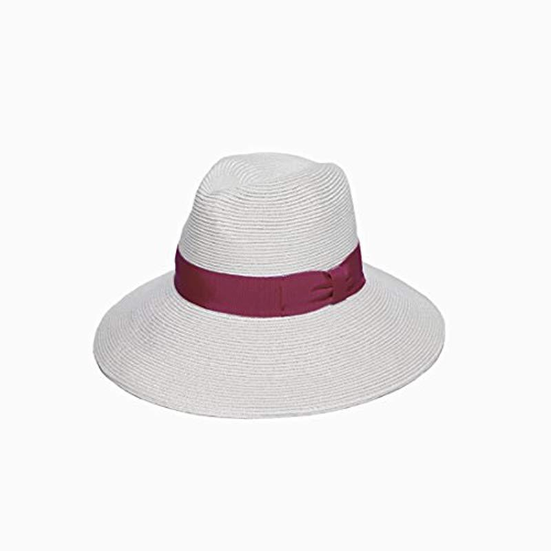 Gottex. Women s Alhambra Packable Fedora Sun Hat e41c3909f841
