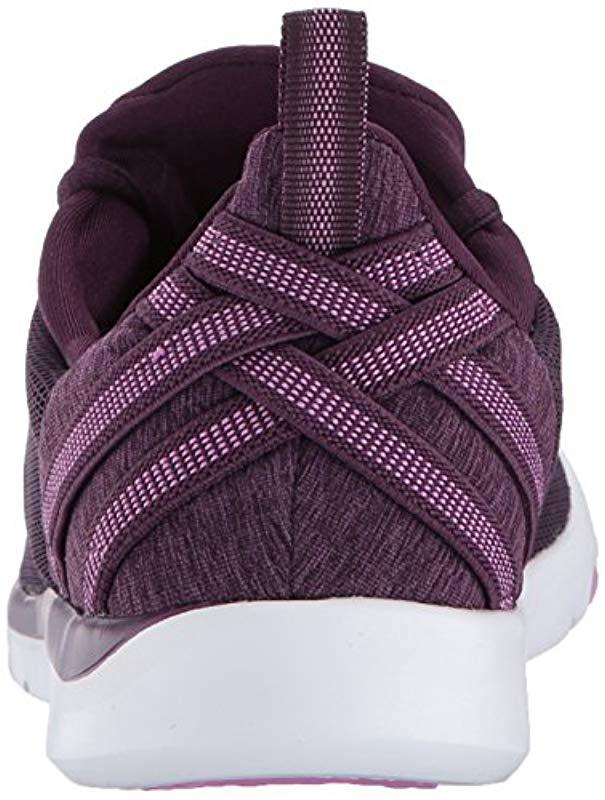 2cadf4a1e1e2 Lyst - Asics S Gel-fit Sana 3 Cross Trainer in Purple - Save 1.25%