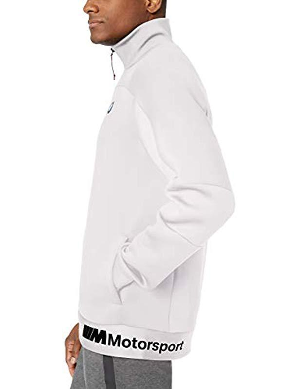 Mms In For Men Jacket Sweat Puma Bmw Lyst Motorsport Life White tH6qx0 8ca0a9e2e60