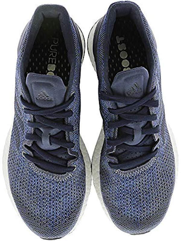 548bbba6f1ddd Adidas - Blue Pureboost Dpr Running Shoe for Men - Lyst. View fullscreen