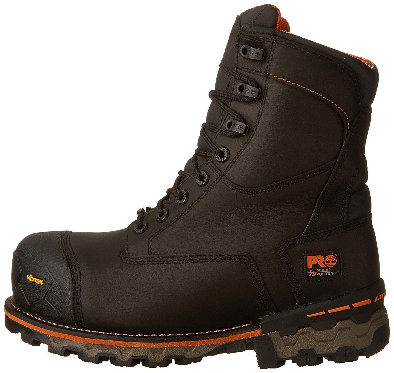 Timberland Leather Boondock 8