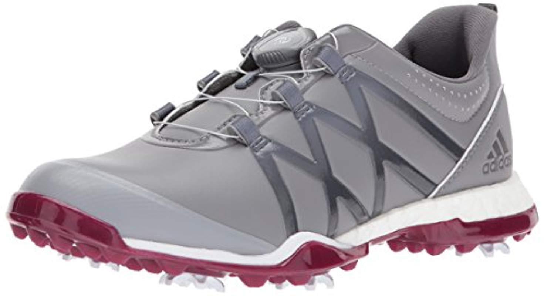 online store 78a1f fa883 adidas. Womens Gray W Adipower Boost Boa Golf Shoe