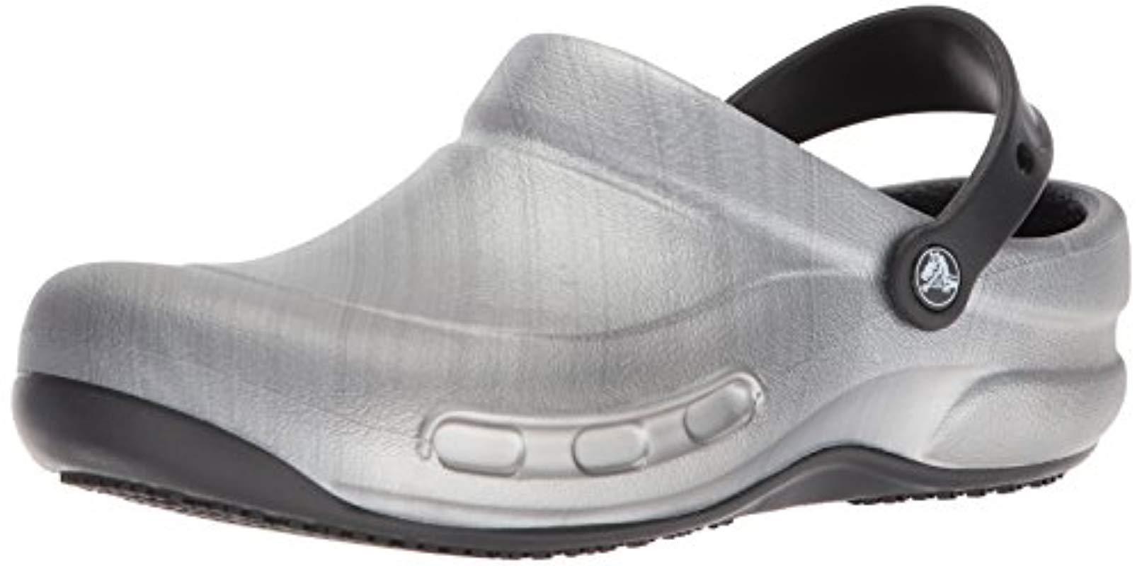 847153593bfa4 Crocs™ - Metallic And Bistro Graphic Clog