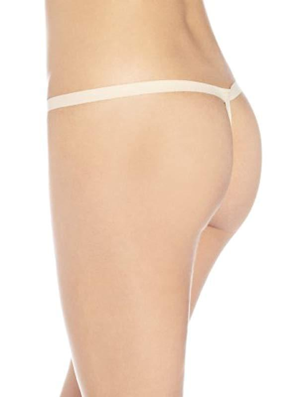 24abc4a6ac57 Cosabella Never Say Never Skimpie G-string Panty - Save 5% - Lyst