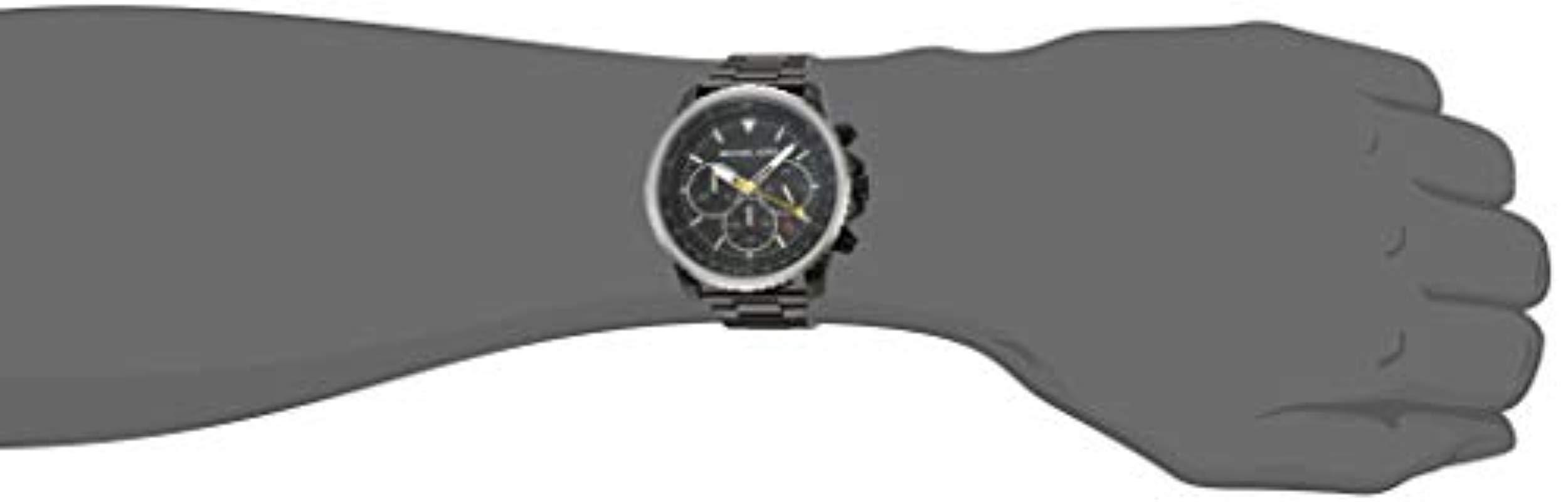 f6478f183e4b Michael Kors - Theroux Analog-quartz Watch With Stainless-steel-plated  Strap