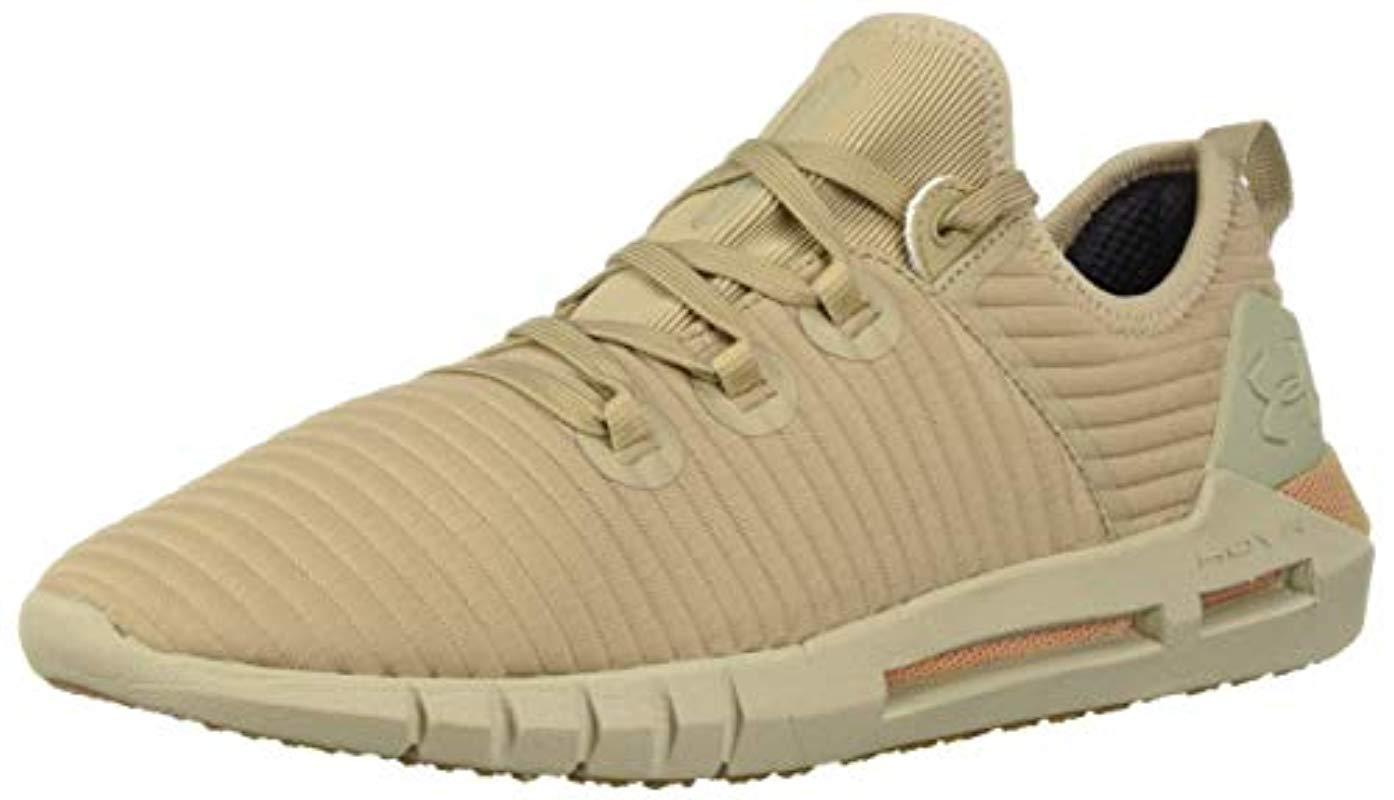 new style 707c3 53820 Men's Natural Hovr Slk Ln Sneaker, City Khaki (200)/stone, 8.5
